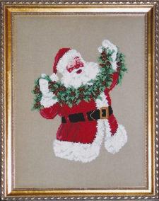 Santa's Garland