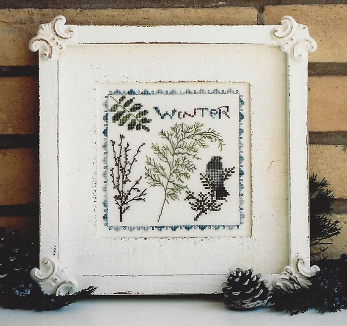 Winter Stitches